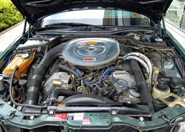 w126 engine