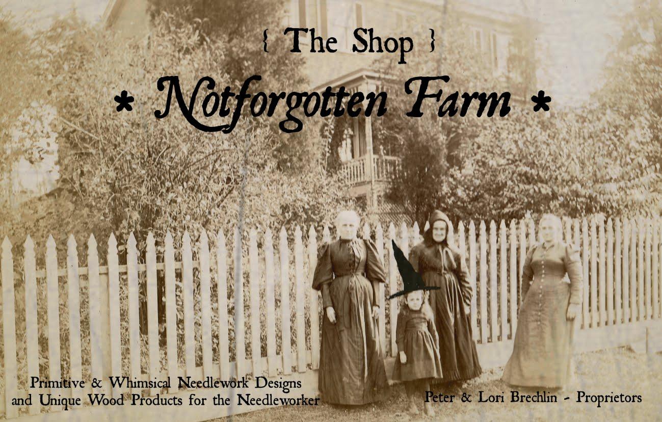 Notforgotten Farm Shop