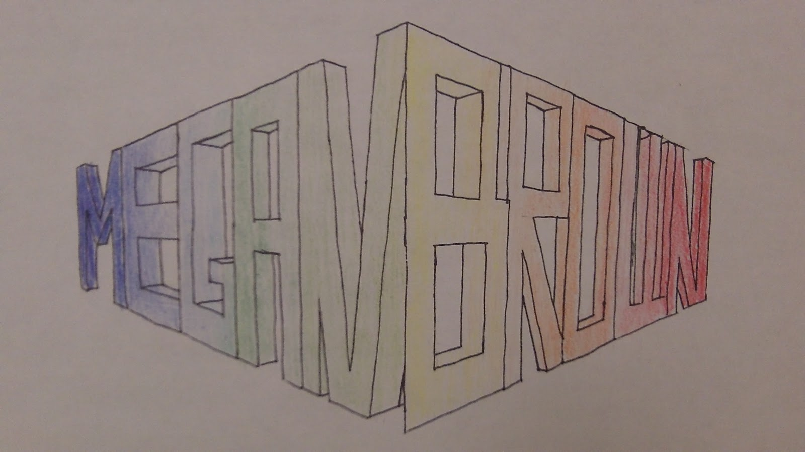 2 Point Perspective Name