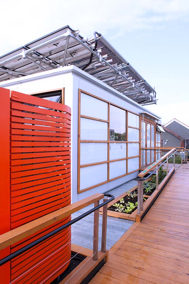 Zero Energy Home Solar Designs
