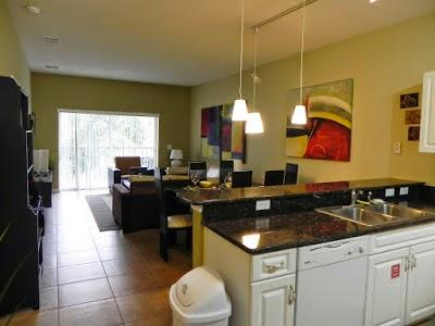 Apartamento com 2 quartos para férias em Orlando II