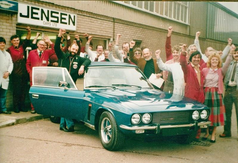 Jensen Motors The Revivals Car Scene International
