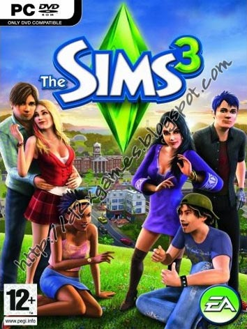 Free Download Games - The Sims 3