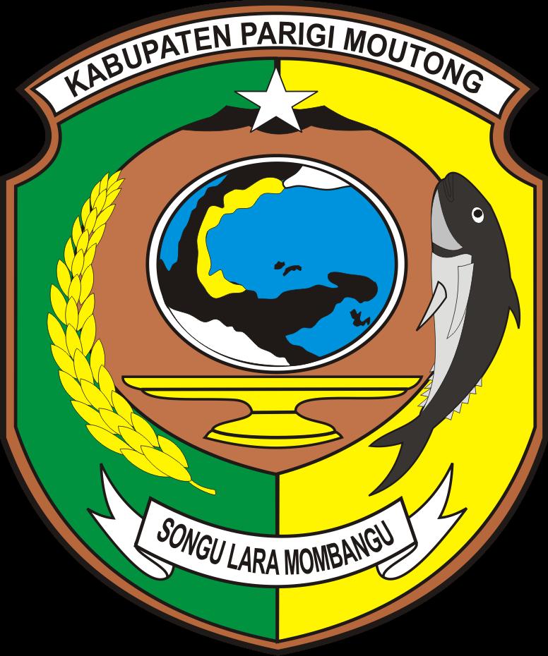Logo Kabupaten Parigi Moutong Kumpulan Logo Lambang Indonesia