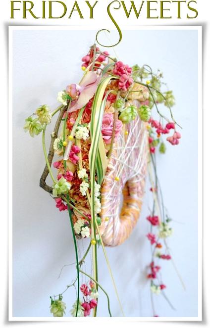 fan bouquet, per benjamin, jarn bouquet, garn bukett, solfjäders bukett