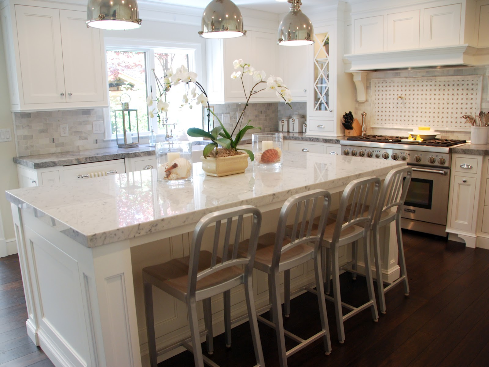 Carrara Marble Countertops : The granite gurus carrara marble super white quartzite