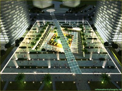 Không gian sống hoàn hảo tại dự án Vinhomes Trần Duy Hưng