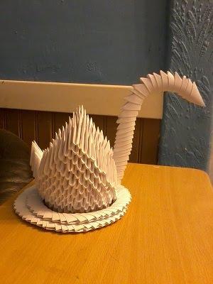 Moje Pierwsze dzieło origami