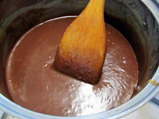 Salted Caramel and Chocolate Sauce