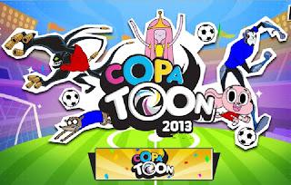 Juegos de Copa Toon 2013