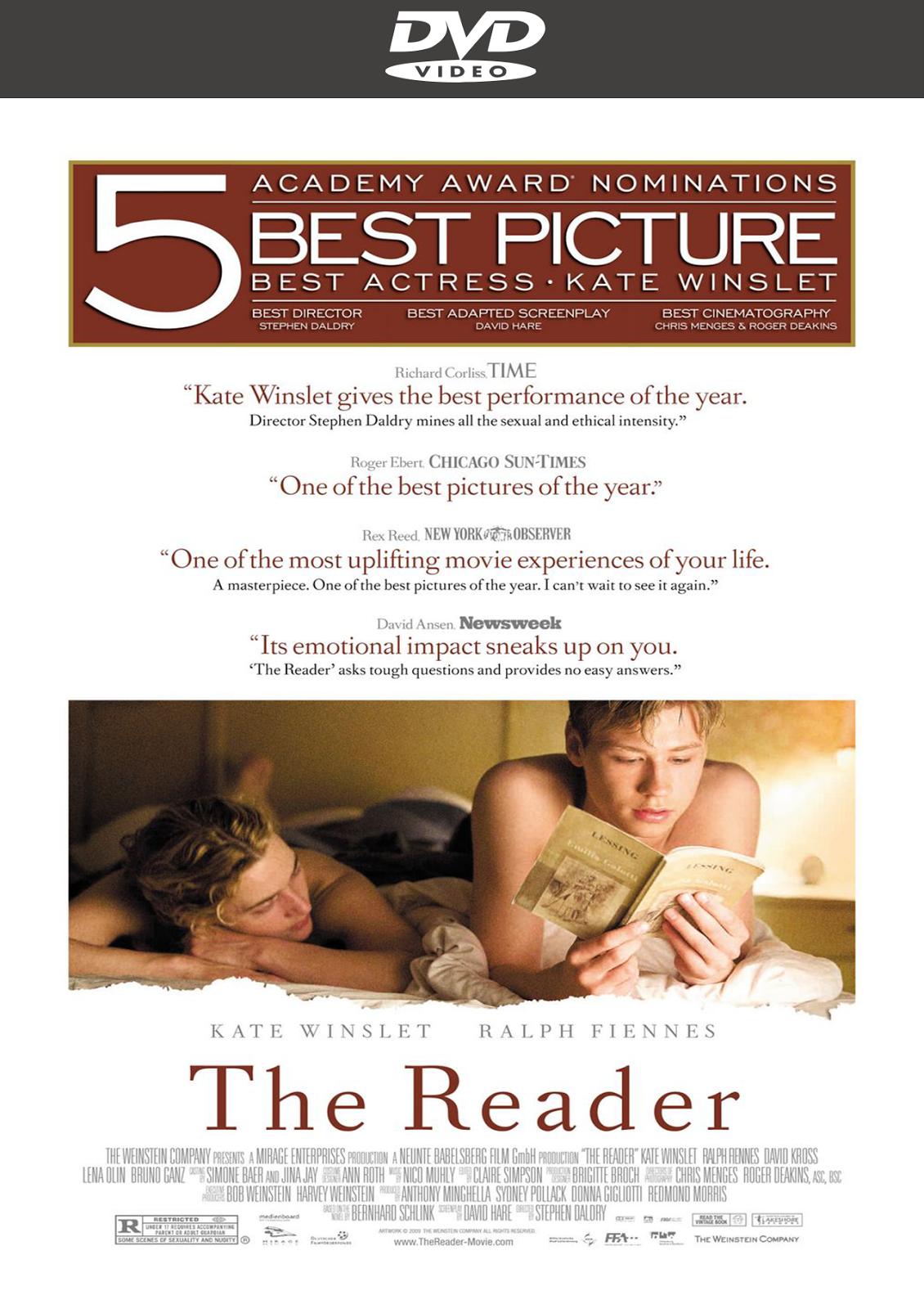 The Reader [2008] [Latino] [DVD Full]