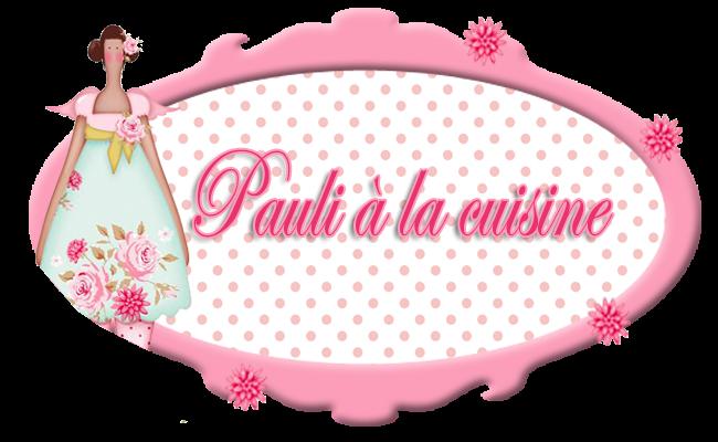 Pauli a la cuisine