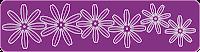 Image result for flower strip
