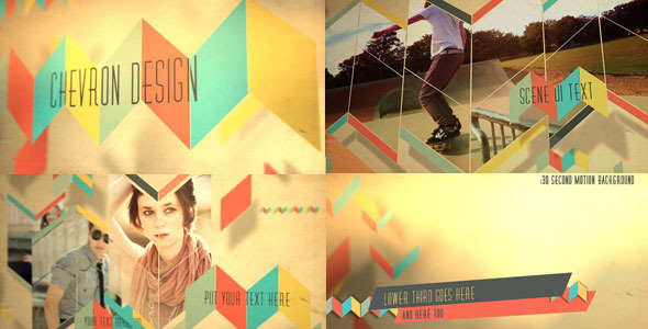 VideoHive Chevron Design