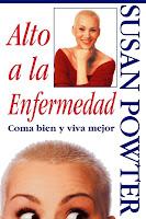 Susan Powter Alto a la enfermedad Coma bien y viva mejor