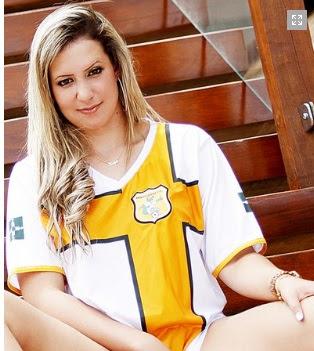 Fotos Keli Cristina - Musa do Brasiliense 5