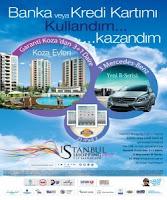 İstanbul Shopping Fest Çekiliş Kampanyası