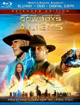 Filme Poster Cowboys &  Aliens  - Versão Extendida BRRip XviD & RMVB Legendado