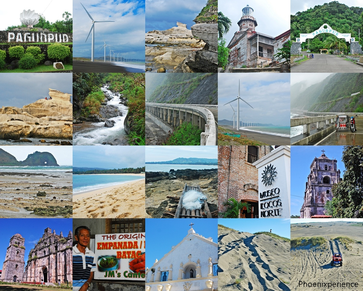 ilocos region The ilocos region or region i (ilokano: rehion ti ilocos, or deppaar ti ilocos  pangasinan: rihiyon na sagor na baybay na luzon (region at the northwest coast of luzon)) is a region of the philippines and is located in the northwest of luzon.