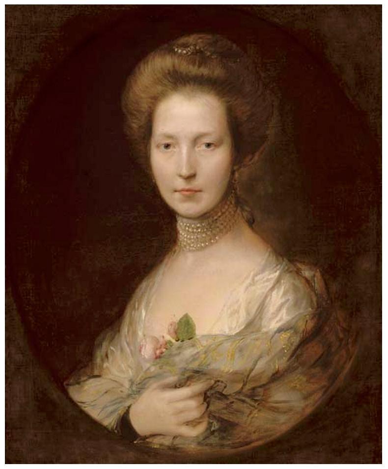 Открытки с репродукциями: Томас Гейнсборо (Садбери 1727-1788 ...