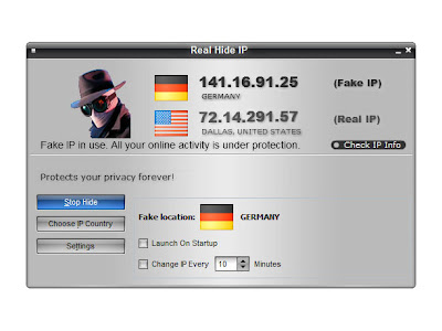 Real Hide IP 4.3.0.2 Full Version With Crack Free Download