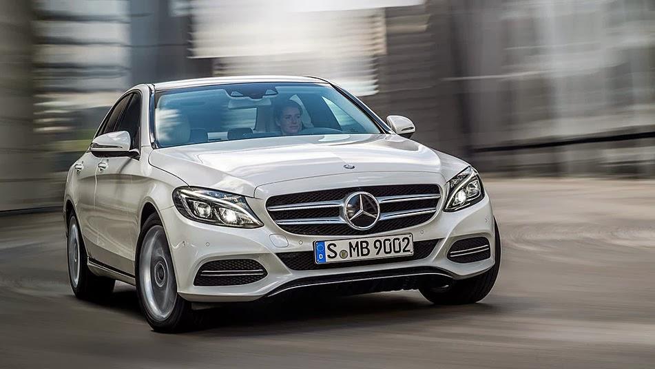 Nuevo Mercedes Clase C 2014