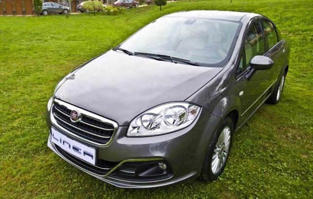 Novo Fiat Linea 2014