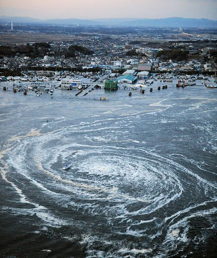 7 Fakta Tentang Tsunami