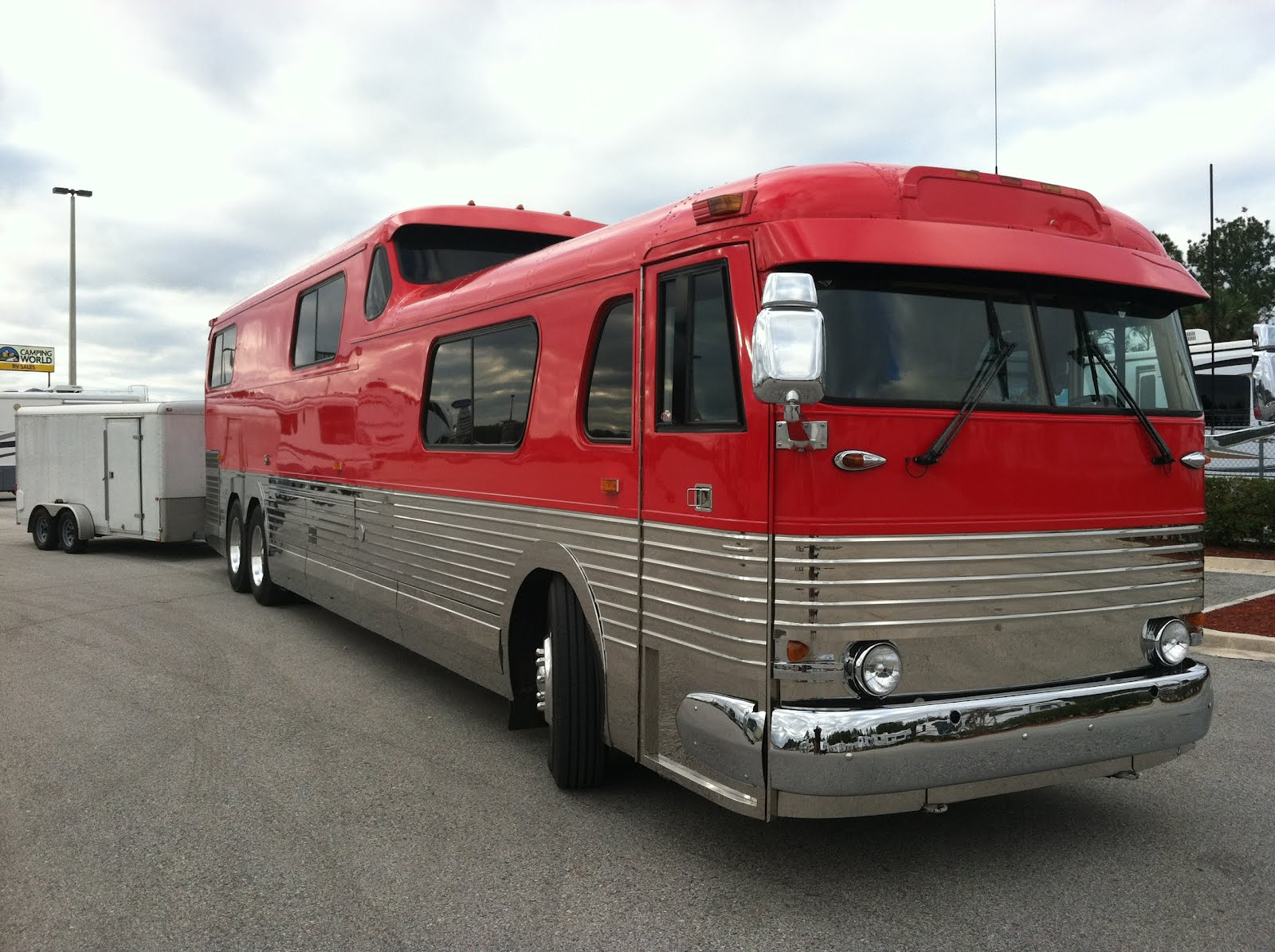 Busforsale Com  The Most Amazing Scenicruiser Ever