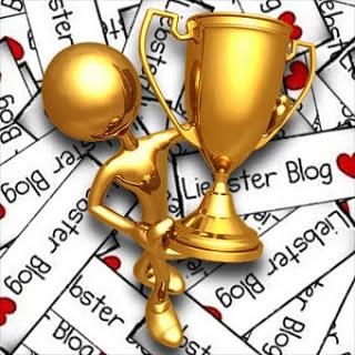 Награда моего блога