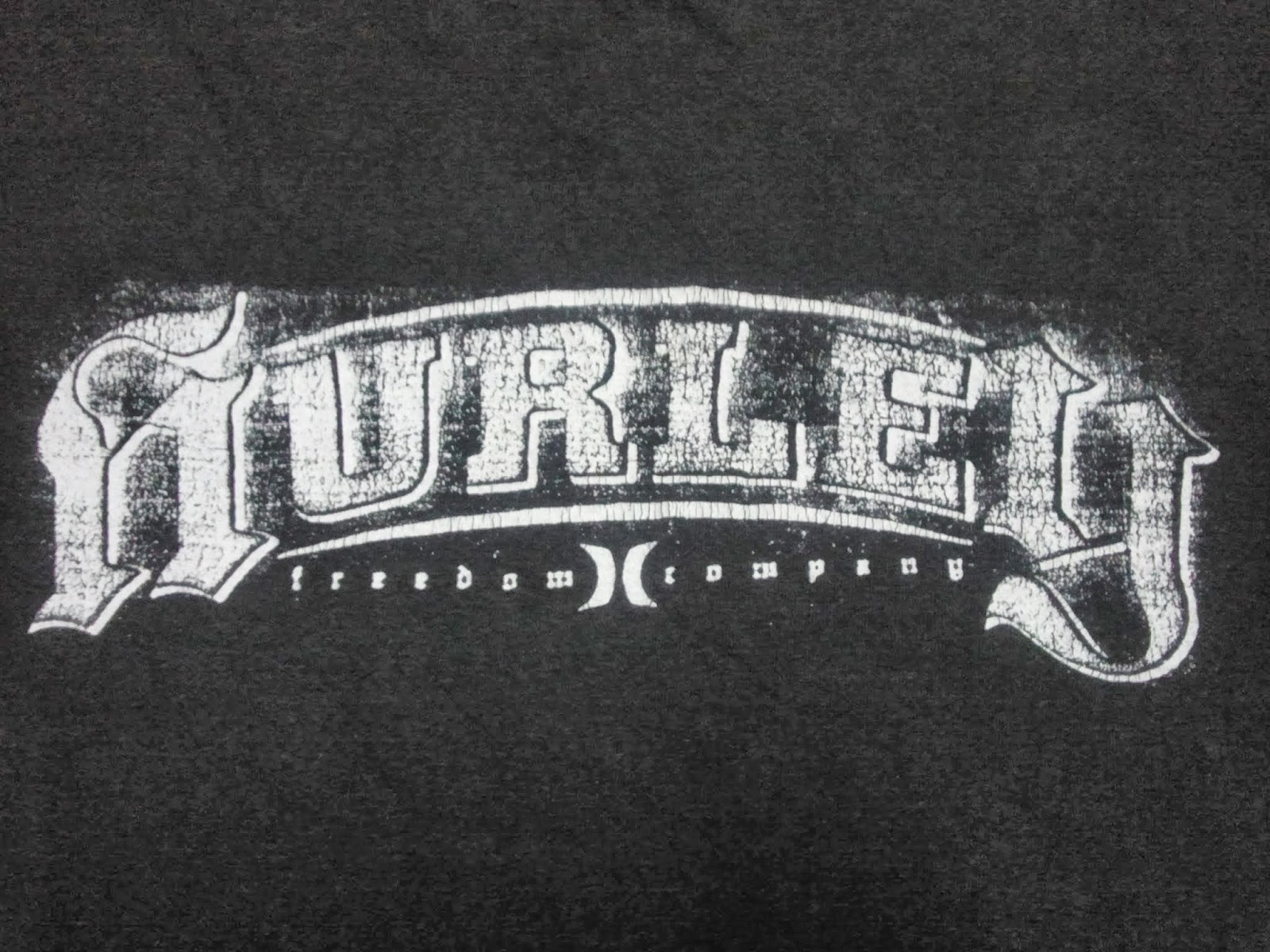 Black hurley t shirt -  Hurley T Shirt Price Sold Size Large Measurement W 22 L 28 Color Black Material 100 Cotton Condition 8 10