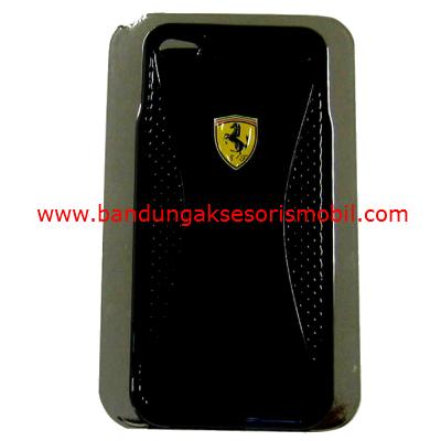 Charging Portable Iphone 4 Ferrari