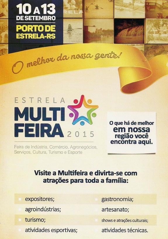 ESTRELA MULTIFEIRA 2015