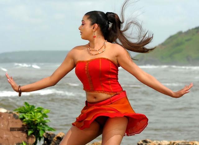 Dancing In Red Panties 81