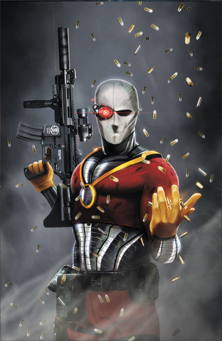 Deadshot Comics Tropa Friki