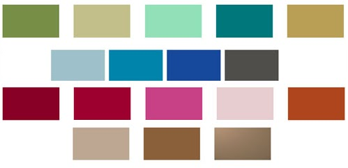 Colores De Moda Para Pintar La Casa Imagui