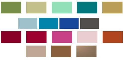 Colores de moda para pintar la casa imagui for Como pintar mi casa colores de moda