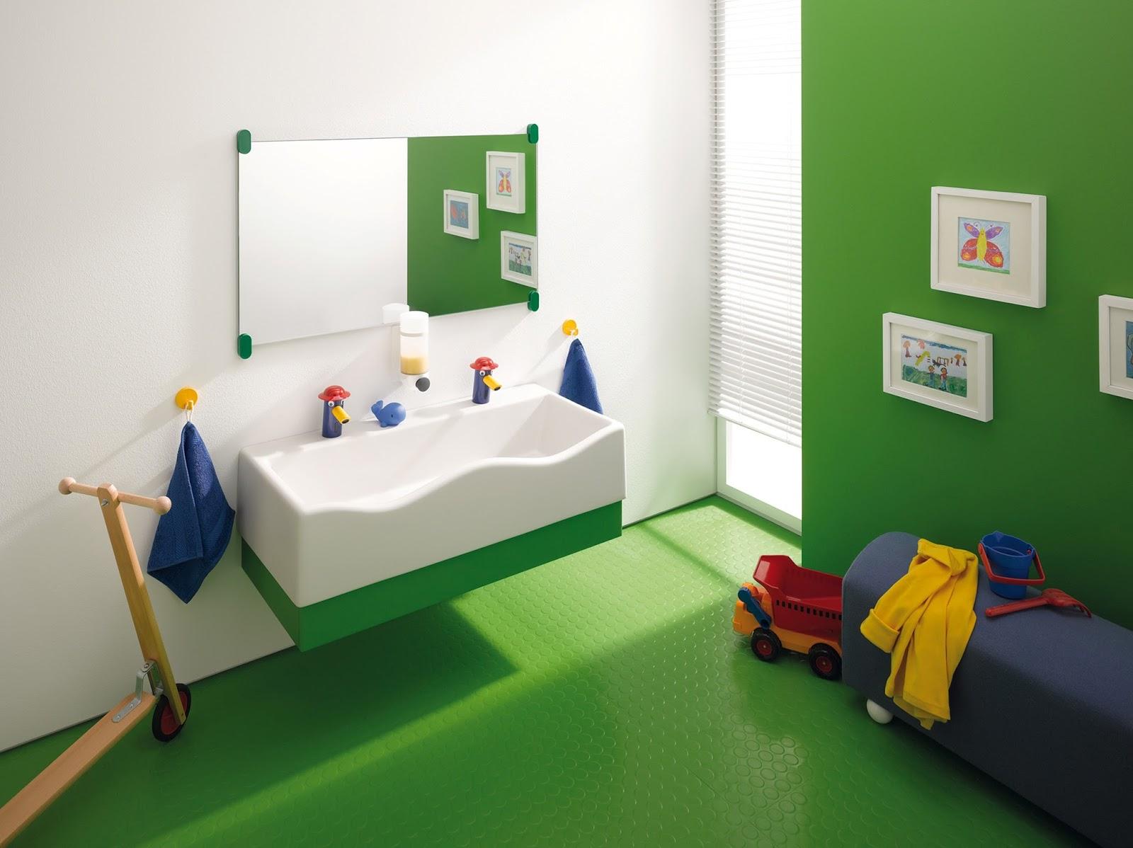 ... Sein Kann: Frei Zugängliche Steckdosen, Armaturen Und Jede Menge  Elektrogeräte. Lesen Sie Hier, Wie Sie Ihr Badezimmer Kindersicher  Gestalten: