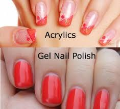 Acrylic Nails Are Lied By Mixing A Liquid With Powder And The Mixture Is Then Brushed On To Product Hardens As It Exposed Air