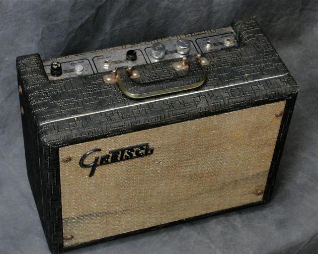 gretsch 6150 amp schematic gretsch 6161 amp
