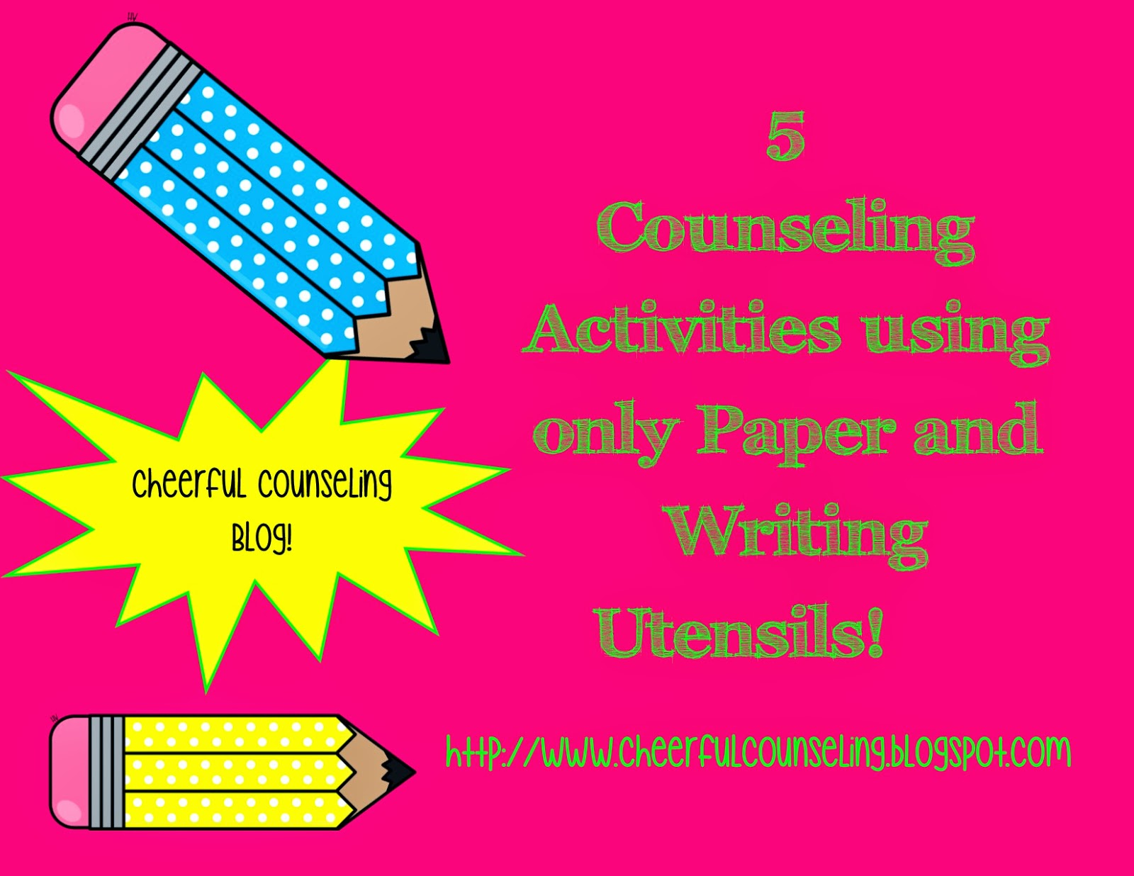 Guidance Counselor writers paper