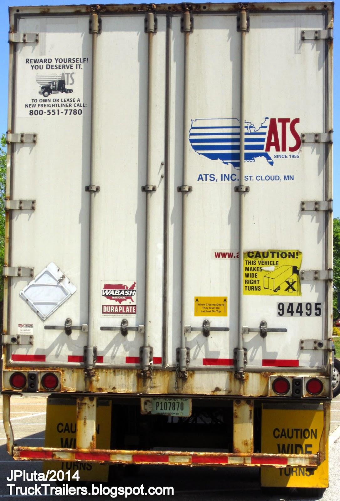 Ats inc anderson trucking company st cloud minnesota