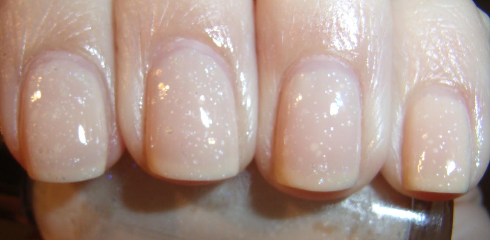 Iridescent Clear Nail Polish | Best Nail Designs 2018