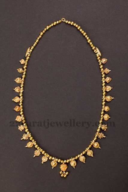 20 gms of simple gold set jewellery designs