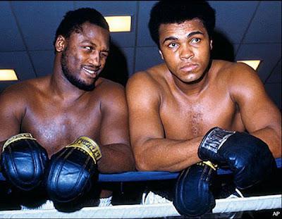 Frazier and Ali