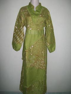 Batik Gamis Abaya Murah