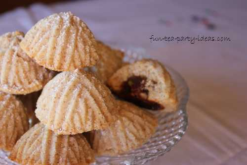 Mamoul Cookies