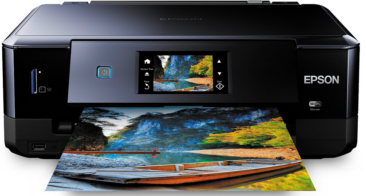 Epson Expression Photo XP-760 Driver Download