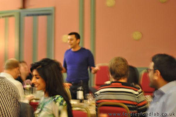 ferdiesfoodlab at Toynbee Hall