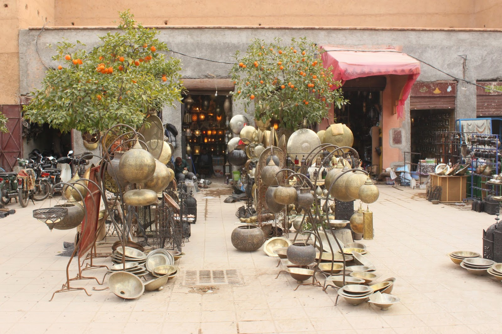 Mes Voyages Culinaires: Marrakech